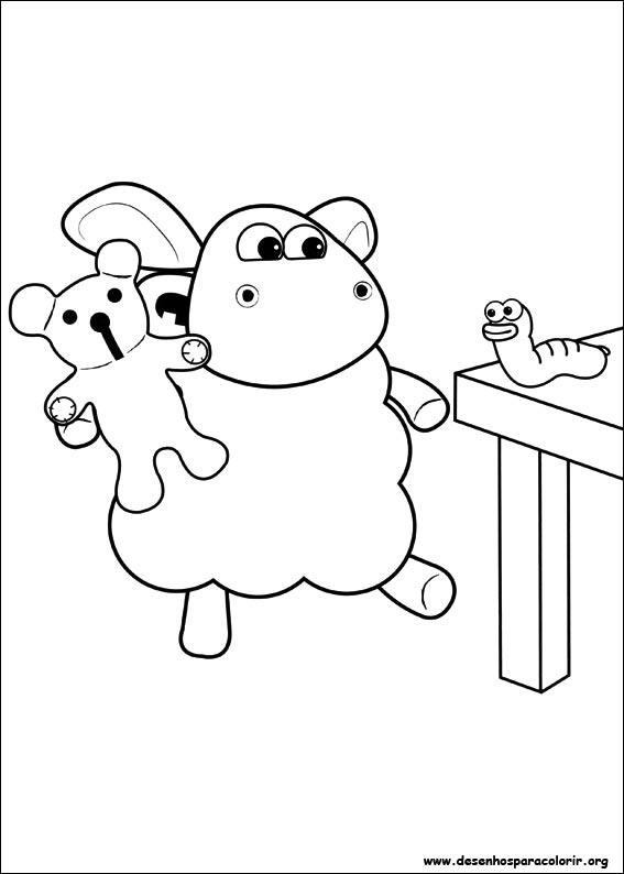 Desenho do A Hora do Timmy